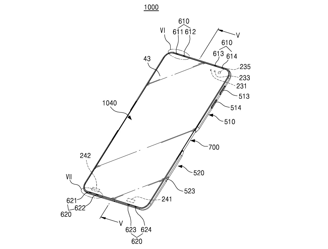 Fresh Samsung Patent Reveals Advanced Foldable Phone