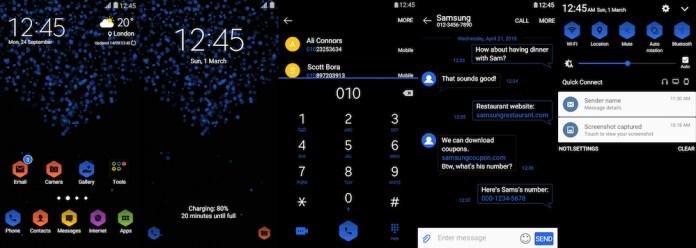 Samsung Galaxy Theme - Hexo UI - Paid