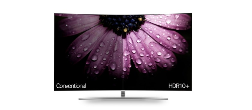 Samsung UHD QLED TV HDR10+ Amazon Video