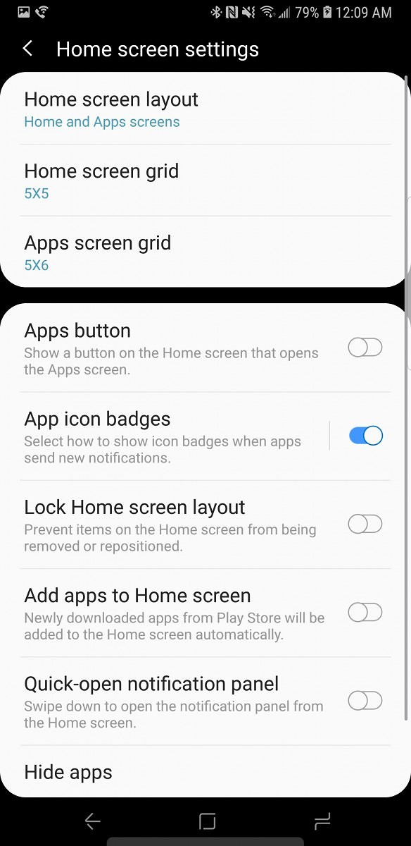 Samsung Experience 10 Launcher APK surfaces for Oreo-powered phones