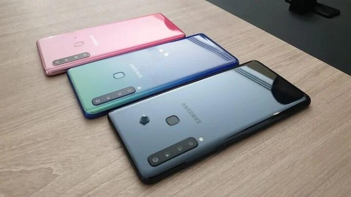 Galaxy A9 design