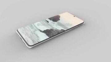 Samsung Galaxy S11 render 3