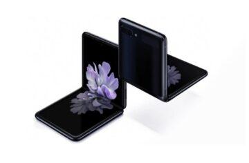 Samsung Galaxy Z Flip render 6