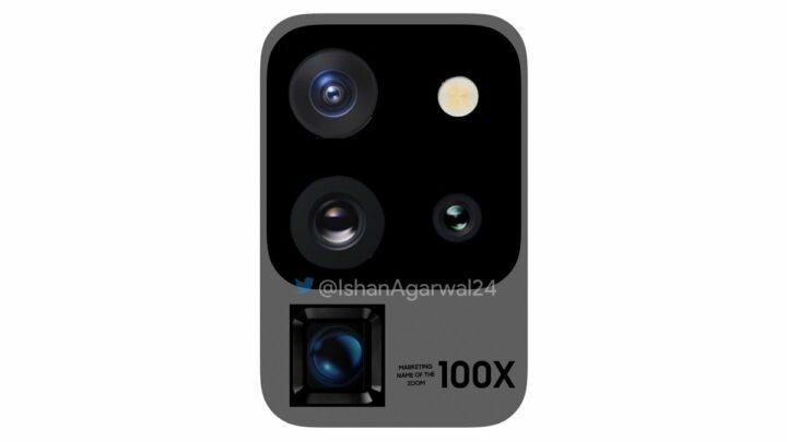galaxy s20 ultra camera setup