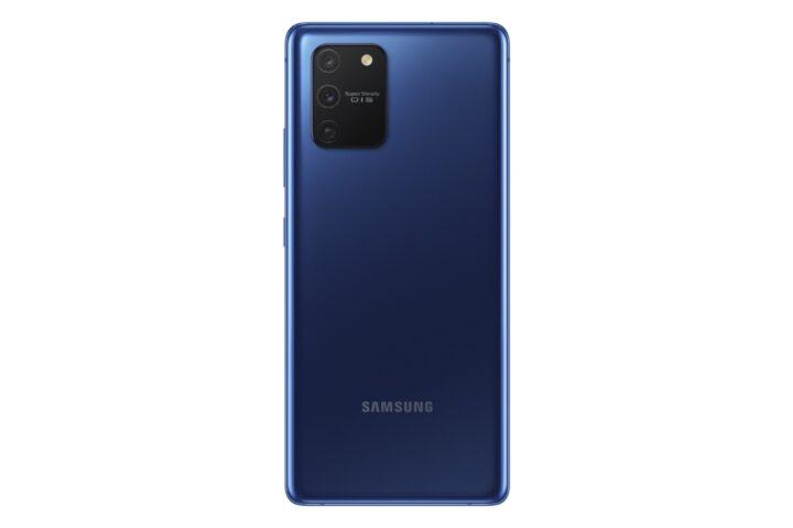 Lançamento do Galaxy S10 Lite na Índia