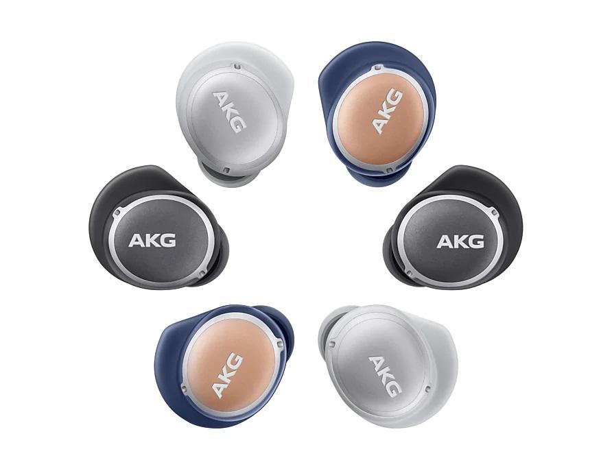 AKG N400 Earbuds Colors