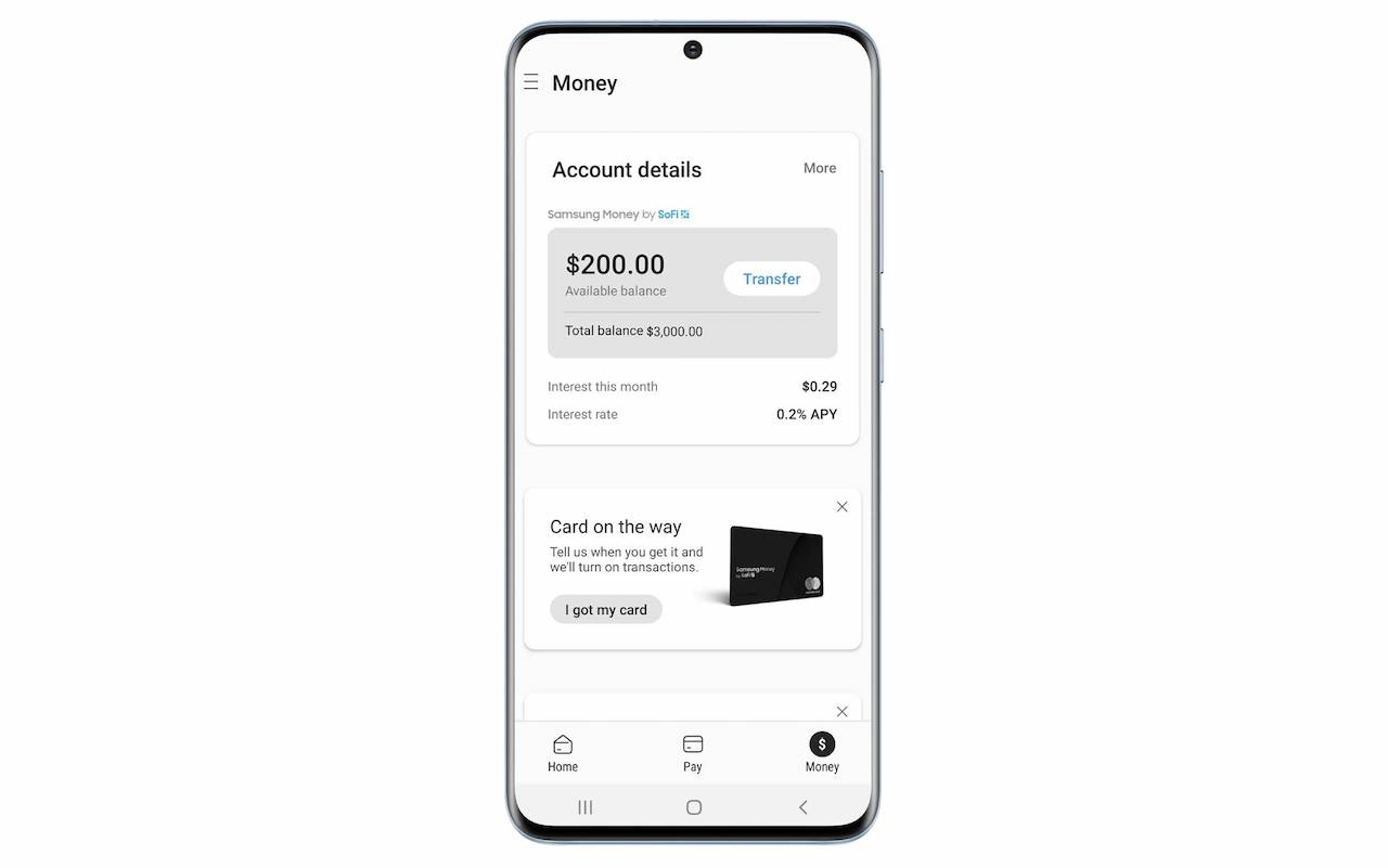 Samsung Pay Galaxy S20