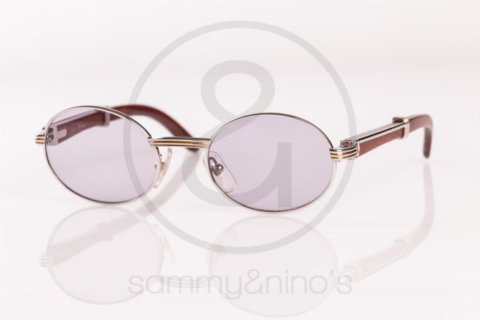 675a4038ff1 Cartier Sungl Vintage Wood Cinemas 93. Eyewear