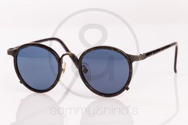 vintage Jean Paul Gaultier 56-9273 sunglasses silver  sammyninos 1