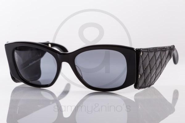 vintage-sunglasses-chanel-1988-leather-black-gold1