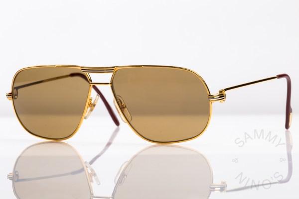 cartier-vintage-sunglasses-tank-80s-1