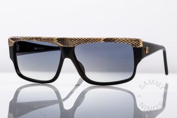 emmanuelle-khanh-sunglasses-vintage-10640-deion-sanders-snake-skin-1