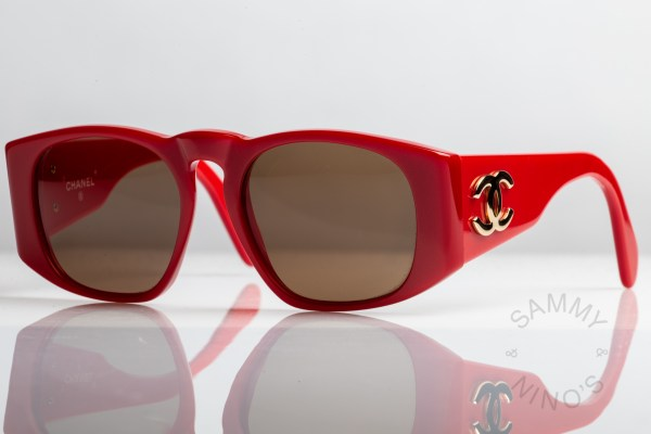 red-chanel-sunglasses-vintage-0004-90s-1