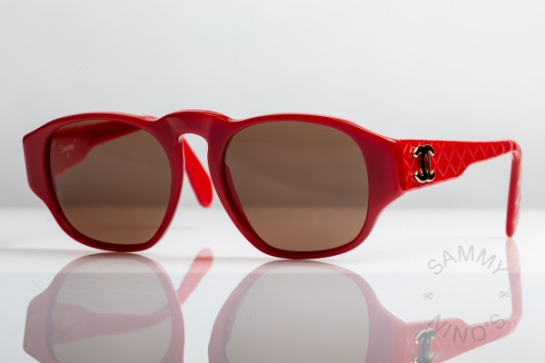 red-chanel-sunglasses-vintage-0005-90s-quilted-1