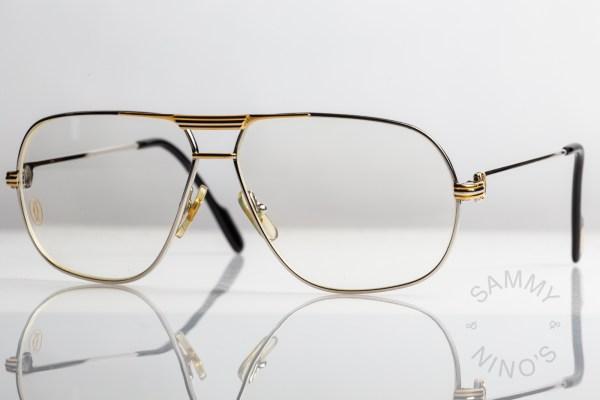 cartier-sunglasses-vintage-tank-platine-80s-1