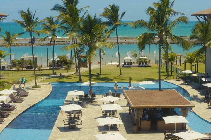Samoa Beach Resort em Porto de Galinhas