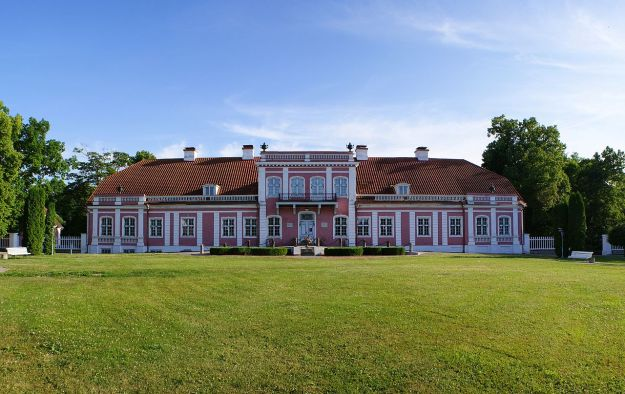 Sagadi manor, by Rene Seeman (CC-BY-SA)