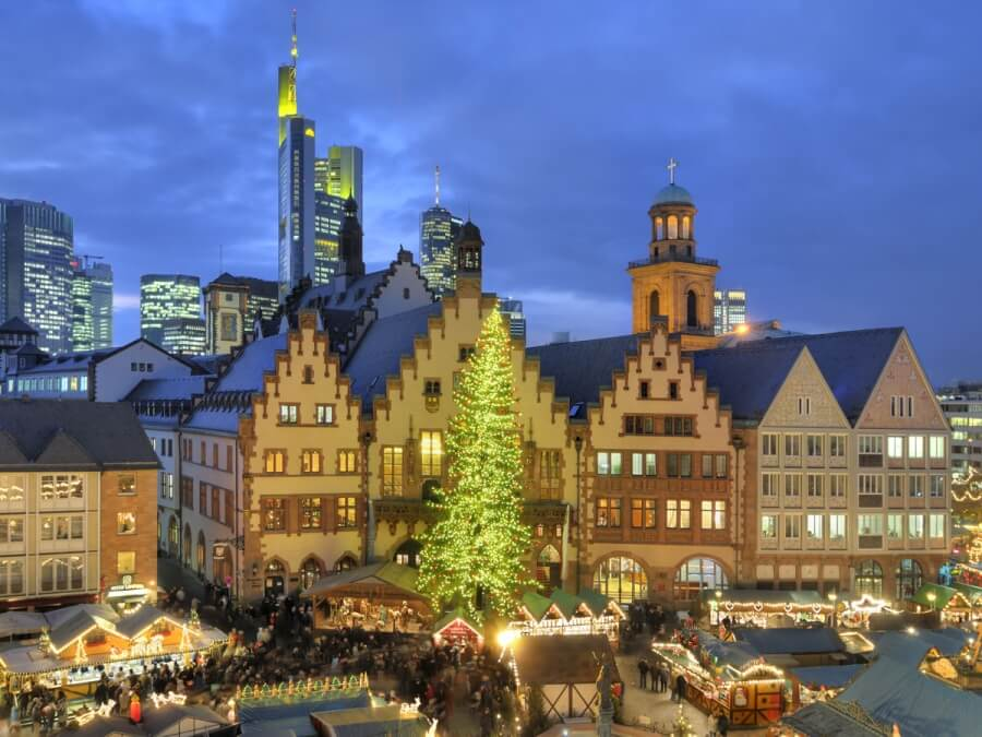 Евтини полети до Франкфурт