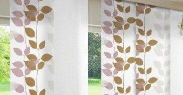 Le tende a pannello sono caratterizzate da una vasta gamma di tessuti tecnici di altissima qualità. Le Tende Da Interni Piu Convenienti Le Trovi Nel Nostro Store