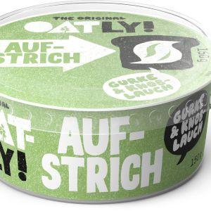 ¡OATLY! Aufstrich gurke & knoblauch