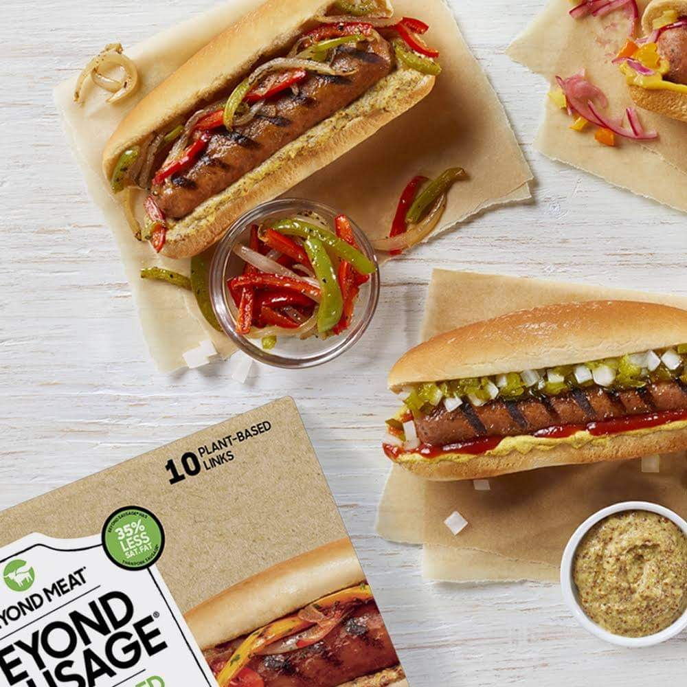 Beyond Meat Sausage Ibiza