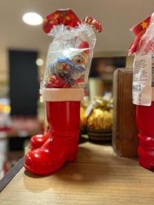 Samos Deli Xmas sweets