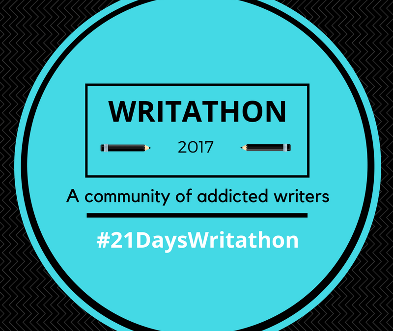 Join Writathon – 21 Days Writing Challenge