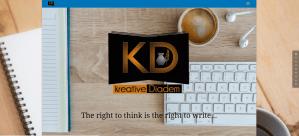 Kreative Diadem