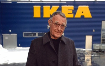 Eight Fascinating Facts About Ingvar Kamprad and IKEA