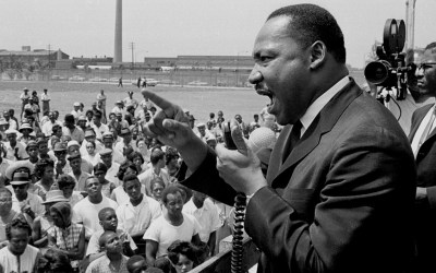 On Martin Luther King Jr: Your Dreams Are Still Valid