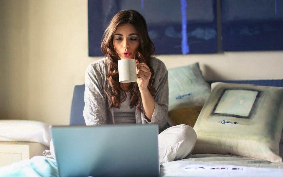 5 Productivity Tips for Maximizing the COVID-19 Lockdown