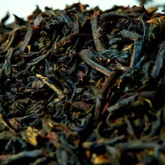 Organic Earl Grey Black Tea - Ingredients