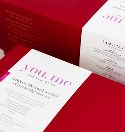You, Me & a Cup of Tea: Box Kit