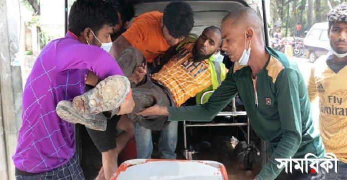 1 1 চট্টগ্রামের বাঁশখালীতে বিদ্যুৎকেন্দ্রের শ্রমিক-পুলিশ সংঘর্ষে ৫শ্রমিক নিহত