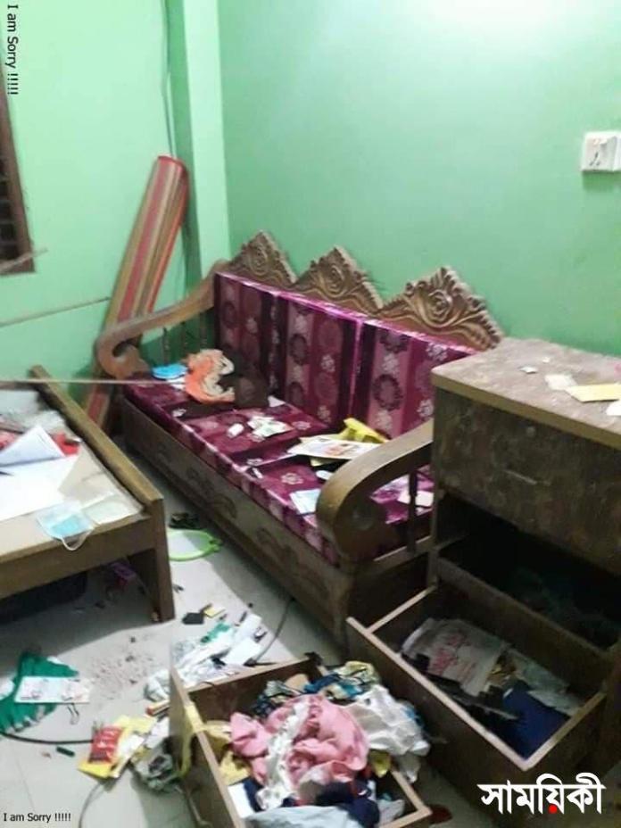6 হবিগঞ্জে 'দৈনিক আমার হবিগঞ্জ' পত্রিকার অফিসে হামলার অভিযোগ আওয়ামী লীগ নেতাকর্মীর বিরুদ্ধে