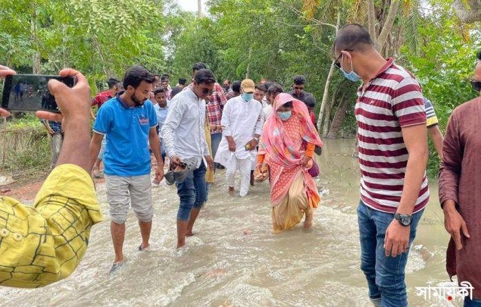 Pic 1 27 05 21 ঘূর্ণিঝড় ইয়াস: পটুয়াখালীতে নারী ও শিশু সহ নিহত ২ এবং ত্রান তৎপরতা চলছে