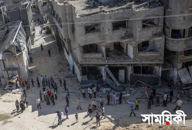 gaza war impact ১১ দিন যুদ্ধের পর ইজরায়েল আর হামাস যুদ্ধ বিরতিতে সম্মতি দিয়েছে