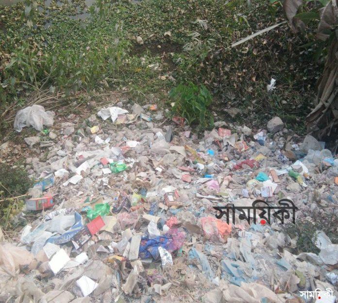 3 14 নাটোরের নারদ নদ নিয়ে তেলেসমাতি কারবার
