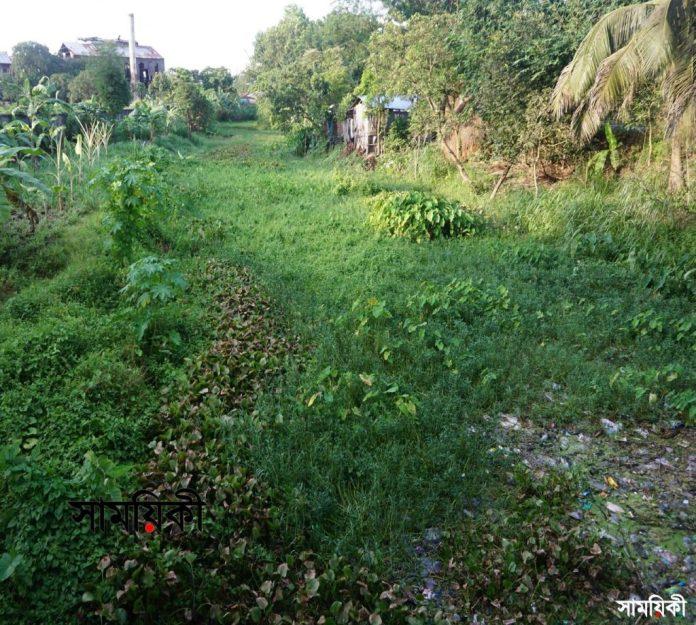 5 10 নাটোরের নারদ নদ নিয়ে তেলেসমাতি কারবার