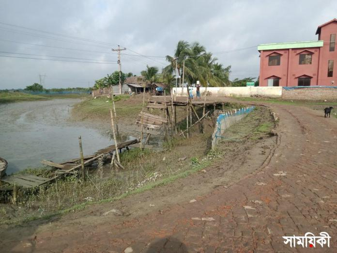 IMG20210626074444 1 রামপালে পাঁচ বছরেও নির্মাণ হয়নি জনগুরুত্বপূর্ণ তিনটি ব্রিজ
