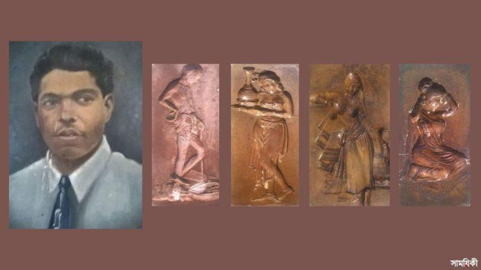 Untitled design19 1 স্মরণ: আজ চিত্রশিল্পী, ভাস্কর ও মুক্তিযোদ্ধা চিত্ত হালদারের ৪৩তম প্রয়াণ দিবস