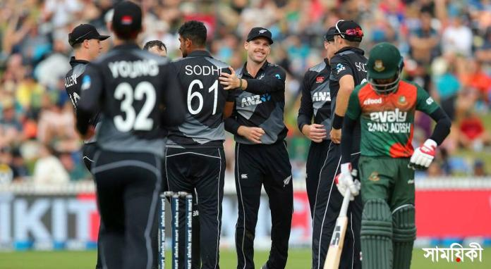 cricket 1 এ মাসেই বাংলাদেশে আসছে নিউজিল্যান্ড