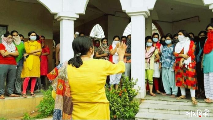 received 262293862388167 ভারতে হোস্টেলে ভূত আতঙ্কে শিক্ষার্থীদের বিক্ষোভ