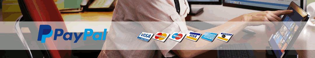Pagamento com paypal no Brasil