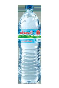 SamPar Oo Drinking Water Mingalarbar Soft Drink My