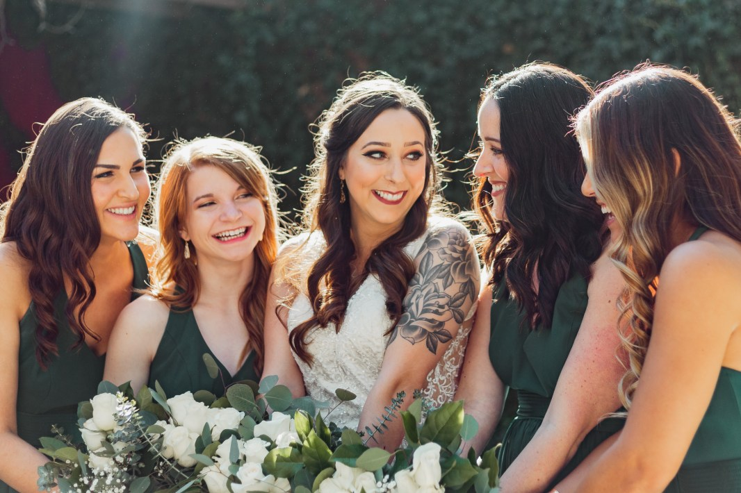 bridal-party-bridesmaids-bride-portraits