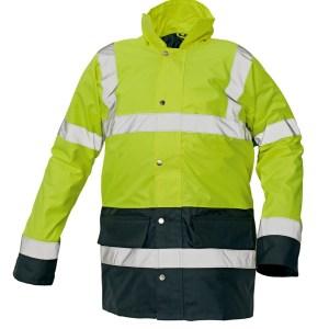 Zimní reflexní oděvy