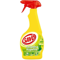 Úklidové a čistící prostředky