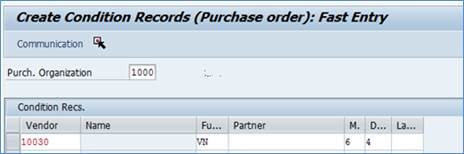 SAP - Config outbound EDI ORDERS - My Experiments with ABAP
