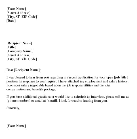 11 Sample Follow Up Letters
